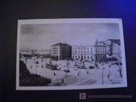 SANTANDER - AVDA. ALFONSO XIII (Postales - España - Cantabria Antigua (hasta 1.939))