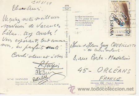 Postales: reverso - Foto 2 - 23371685