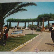 Postales: SANTANDER JARDINES DE PIQUIO NO CIRCULADA. Lote 22376908