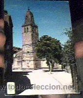 IGLESIA-CABEZÓN DE LA SAL-(CANTABRIA).Nº5085.NO FIGURA EDITOR.SIN CIRCULAR.AÑOS 60. (Postales - España - Cantabria Moderna (desde 1.940))