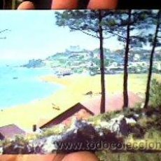 Postales: PLAYA DE LA MAGDALENA AL FONDO.HOTEL REAL(SANTANDER).Nº208.GARCÍA GARRABELLA.SIN CIRCULAR.. Lote 23159087