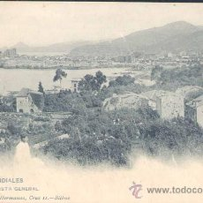 Postales: CASTRO-URDIALES (CANTABRIA).- VISTA GENERAL. Lote 23173058