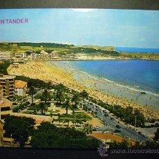 Postales: 8513 ESPAÑA SPAIN CANTABRIA SANTANDER SARDINERO SEGUNDA PLAYA POSTCARD AÑOS 60/70 TENGO MAS POSTALES. Lote 23923037