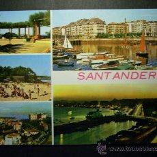 Postales: 8522 ESPAÑA SPAIN ESPAGNE CANTABRIA SANTANDER POSTCARD AÑOS 60/70 - TENGO MAS POSTALES. Lote 23923397