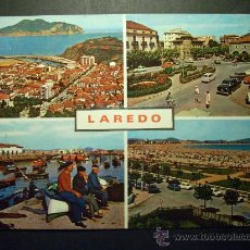 Postales: 8528 ESPAÑA SPAIN ESPAGNE CANTABRIA SANTANDER LAREDO POSTCARD AÑOS 60/70 - TENGO MAS POSTALES. Lote 23923848