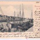 Postales: SANTANDER- DARSENA DE MOLNEDO-SERIE 2-Nº1-DUOMARCO-CIRCULADA 1902-( 5079). Lote 24297345