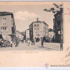 Postales: SANTANDER- CALLE DEL CORREO -SERIE 2-Nº5-DUOMARCO-CIRCULADA 1902-( 5083). Lote 24297496
