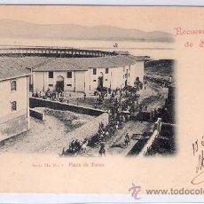 Postales: SANTANDER- PLAZA DE TOROS -SERIE 2-Nº7-DUOMARCO-CIRCULADA 1902-( 5085). Lote 24297679