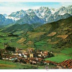 Postales: POSTAL PICOS DE EUROPA POTES Y MACIZO ORIENTAL ED RODU 1972 SIN CIRCULAR. Lote 24407588