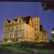 Cartes Postales: SANTANDER - PALACIO REAL DE LA MAGDALENA - NOCTURNA . Lote 25395028