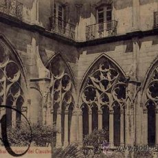 Postales: OVIEDO.CLAUSTRO CATEDRAL. Lote 26928956