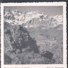 Postales: MOGROVEJO-POTES-SANTANDER- FOTO E. BUSTAMANTE. Lote 26037700
