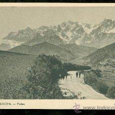 Postales: TARJETA POSTAL DE POTES. PICOS DE EUROPA.. Lote 26359309