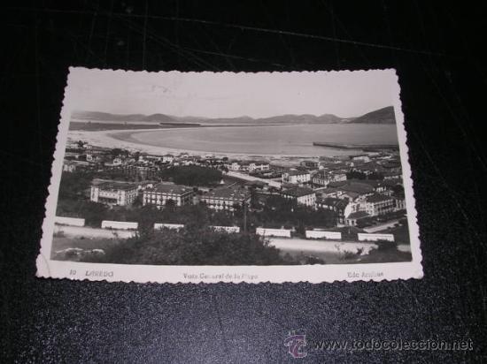 10 LAREDO ( SANTANDER ) VISTA GENERAL DE LA PLAYA, EDT ARRIBAS (Postales - España - Cantabria Moderna (desde 1.940))