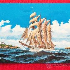 Cartes Postales: SANTANDER - JUAN SEBASTIAN ELCANO. Lote 28684589