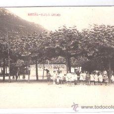Postales: SANTOÑA - PLAZA SAN ANTONIO - FOTOGRAFICA - (8334). Lote 29386748