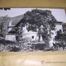 Postales: 108 LIMPIAS,CASA SOLARIEGA,EDC.ARRIBAS,14X9 CM.. Lote 29453141