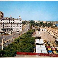Postales: SANTANDER. PLAYA DEL SARDINERO. HOTEL SARDINERO.. Lote 29496110