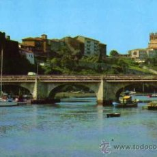 Postales: SAN VICENTE DE LA BARQUERA Nº 14 CANTABRIA VISTA PARCIAL DOMINGUEZ NUEVA SIN CIRCULAR . Lote 30527954