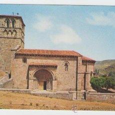 Postales: SANTANDER - CERVATOS COLEGIATA - POSTAL - FOTO BUSTAMANTE. Lote 30625008