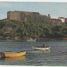 Postales: SAN VICENTE DE LA BARQUERA - EL CASTILLO - EDICIÓN BUSTAMANTE - POSTAL. Lote 30625336