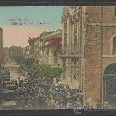 Postales: SANTANDER - 5 - CALLE AMOS DE ESCALANTS - (9207). Lote 30691461
