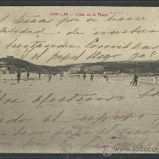 Postales: COMILLAS - VISTA DE LA PLAYA - (9208). Lote 30691473