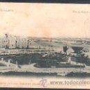 Postales: TARJETA POSTAL DE LLANES - HOSP. PARTICULAR FAUSTINO SOBRINO Y JARDINES Y ESTATUA DE POSADA HERRERA.. Lote 30981817