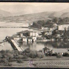 Postales: TARJETA POSTAL FOTOGRAFICA DE SAN VICENTE DE LA BARQUERA. Lote 31041194