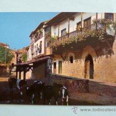 Postales: SANTILLANA DEL MAR - SANTANDER - CALLE TIPICA, NO CIRCULADA,. Lote 31273019