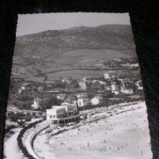 Postales: 2 .- CASTRO URDIALES PLAYA Y HOTEL MIRAMAR EDC. ARRIBAS 14X9 CM.. Lote 31698302