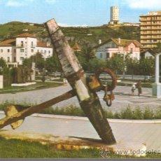 Postales: POSTAL DE LAREDO - SANTANDER- MONUMENTO AL PESCADOR Nº 2013 DE ARRIBAS. Lote 31844225