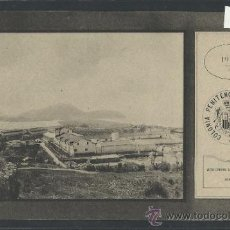Postales: COLONIA PENITENCIARIA DEL DUESO - 1910 -VISTA GENERAL DESDE EL MONTE DE SANTOÑA - (10.614). Lote 32114353