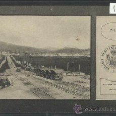 Postales: COLONIA PENITENCIARIA DEL DUESO - 1910 -VISTA GENERAL DESDE LA CARRETERA A SANTOÑA - (10.614). Lote 32114361