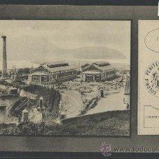 Postales: COLONIA PENITENCIARIA DEL DUESO - 1910 - CONJUNTO DE LOS TALLERES - (10.616). Lote 32114373