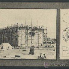 Postales: COLONIA PENITENCIARIA DEL DUESO - 1910 - TESTERO DE UN EDIFICIO DEL SEGUNDO PERIODO - (10.617). Lote 32114383