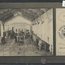 Postales: COLONIA PENITENCIARIA DEL DUESO - 1910 - TALLER DE FORJA Y CERRAJERIA - (10.619). Lote 32114403