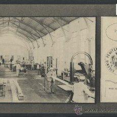 Postales: COLONIA PENITENCIARIA DEL DUESO - 1910 - TALLER DE CARPINTERIA - (10.621). Lote 32114428