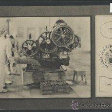 Postales: COLONIA PENITENCIARIA DEL DUESO - 1910- TIJERA Y PUNZON - (10.624). Lote 32114468