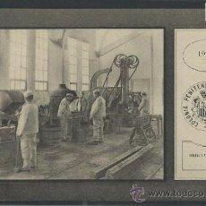 Postales: COLONIA PENITENCIARIA DEL DUESO - 1910 - FRAGUAS Y MARTILLO PILON - (10.627). Lote 32114516