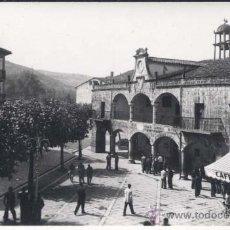 Postales: LAREDO (CANTABRIA).- PLAZA DEL GENERALISIMO. Lote 32154586