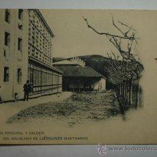 Postales: 38 LIERGANES CANTABRIA BALNEARIO - HAUSER Y MENET - MIRA MAS DE ESTA CIUDAD EN MI TIENDA. Lote 32444170