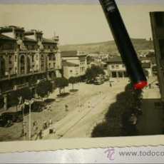 Postales: FOTO-POSTAL DE TORRELAVEGA- SANTANDER, AVENIDA MENENDEZ Y PELAYO, CIRCULADA 6-8-59. Lote 33025607