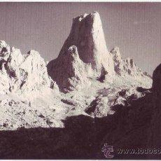 Postales: POTES (CANTABRIA): REGIÓN DE LIÉBANA. PICOS DE EUROPA. FOTO E. BUSTAMANTE. NO CIRCULADA (AÑOS 50). Lote 33529435