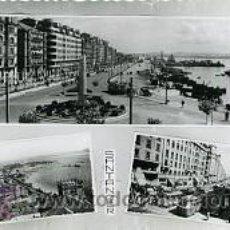 Postales: SANTANDER.- POSTAL MOSAICO 3 VISTAS.- EDICIONES DARVI Nº 3-1.- FOTOGRAFICA.. Lote 34203786