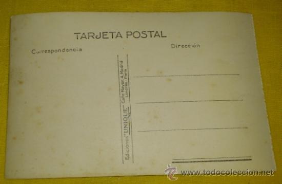 Postales: POSTAL FOTOGRAFICA num 2110., SANTANDER., PLAZA DE NUMANCIA – Ediciones Unique - Foto 2 - 34513740