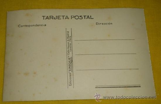 Postales: POSTAL FOTOGRAFICA num 2112., SANTANDER., ALAMEDA DE JESUS MONASTERIO – Ediciones Unique - Foto 2 - 34514204