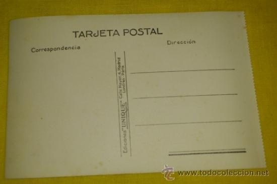 Postales: POSTAL FOTOGRAFICA num 2114., SANTANDER., DARSENA – Ediciones Unique - Foto 2 - 34514281