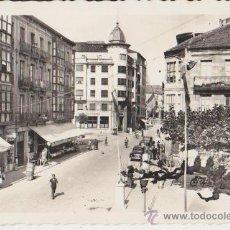 Postales: TORRELAVEGA CALLE DE JOSE MARIA PEREDA,EDICIONES ARRIBAS. Lote 34608939