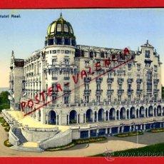 Postales: POSTAL SANTANDER, HOTEL REAL, P74081. Lote 34737608
